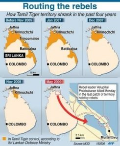 The death of Tamil Eelam
