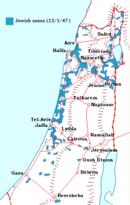 The Yishuv at the Beginning of the War of Independence
